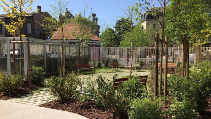 Paysagiste Bordeaux Arcachon : air de jeux