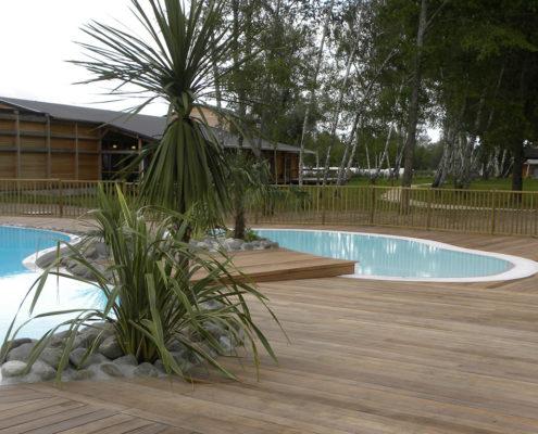 Paysagiste Bordeaux : projet clôture bois