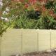 Paysagiste Bordeaux : projet paysagiste clôture béton