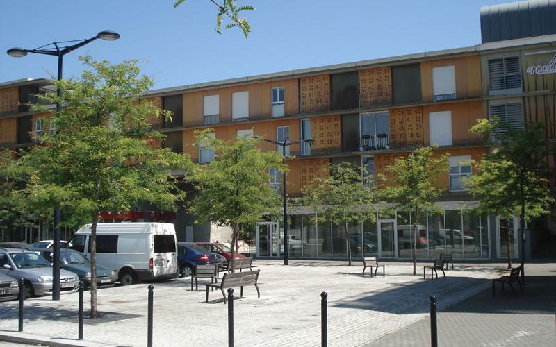 Paysagiste Bordeaux Arcachon : mobiliers urbain
