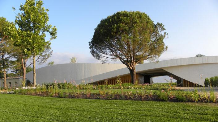 Paysagiste Bordeaux Domaine Viticole Cheval Blanc